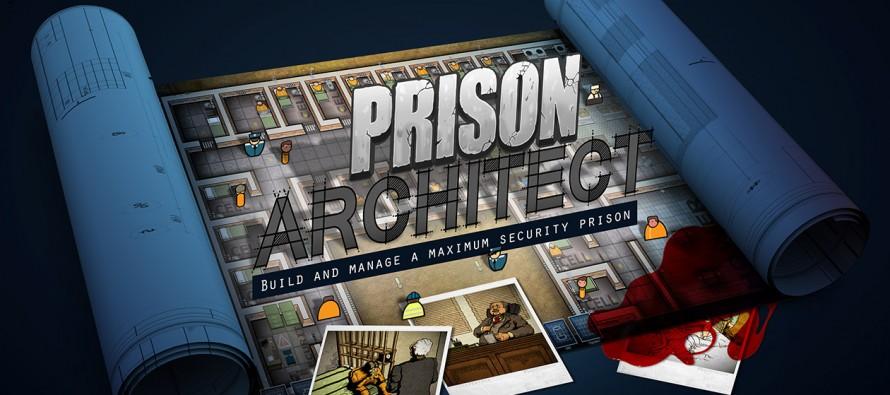 Prison Architect – Progettiamo la tua prigione insieme!