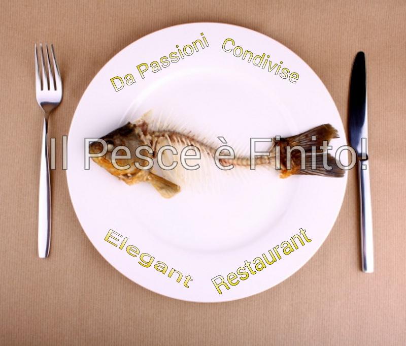 pesce finito