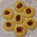 Biscotti friabilissimi con le uova sode