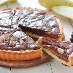 Crostata di pere e cioccolato | Dolce
