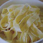 Tagliatelle Light al Curry | Pasta veloce